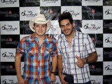 Show Israel e Rodolffo - FAX 2012 - Xinguara - Pará