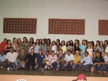 Confraternização Escola Tancredo Neves - Xinguara - Pa