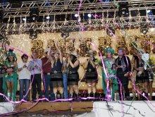 Baile Rainha FAX 2013 - Desfile
