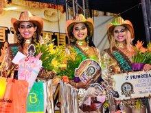 Baile Rainha FAX 2014 - Desfile