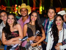 Baile Rainha FAX 2014 - Social