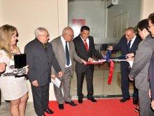 Inauguração do Prédio da OAB