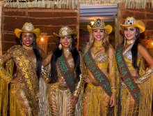 Baile Rainha FAX 2015 - Social