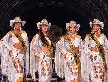Baile Rainha FAX 2015 - Desfile