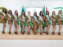 Candidatas à Rainha FAX 2016