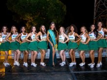 Desfile Miss Xinguara