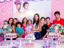 Aniversário da Princesa Sophya
