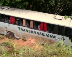 PA 150/  Acidente com ônibus da Transbrasiliana com uma vítima fatal