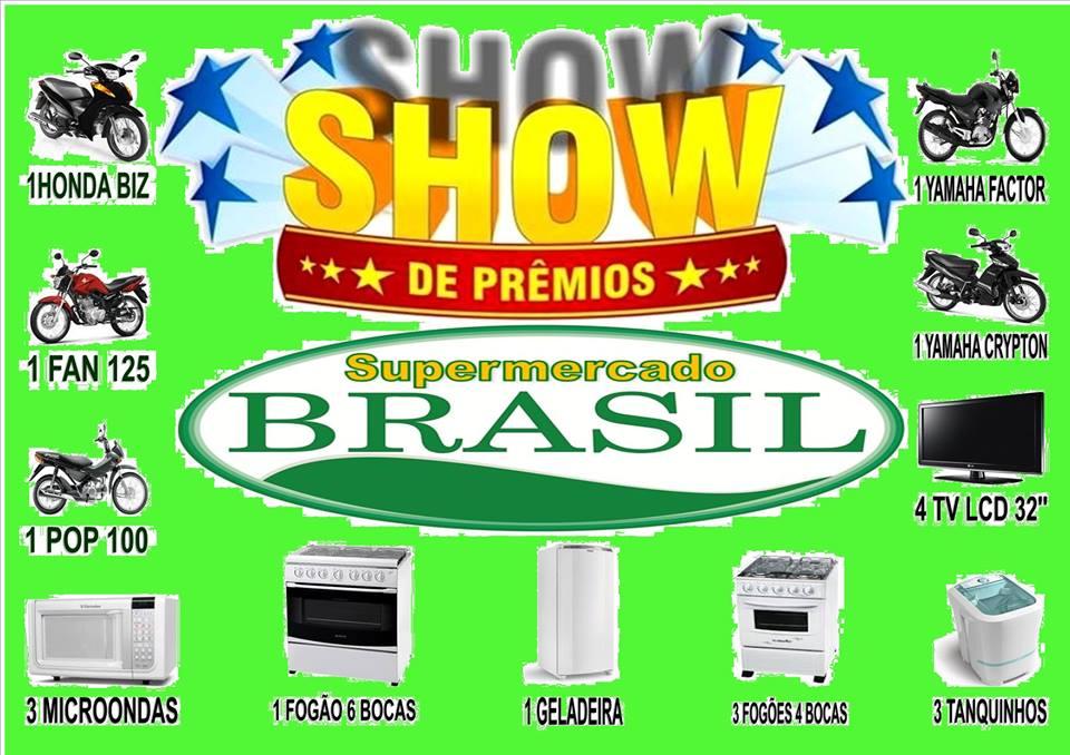 Premiação Supermercado Brasil